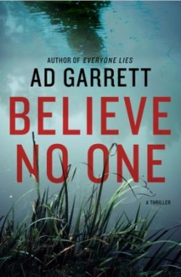 Believe No One US hardcover