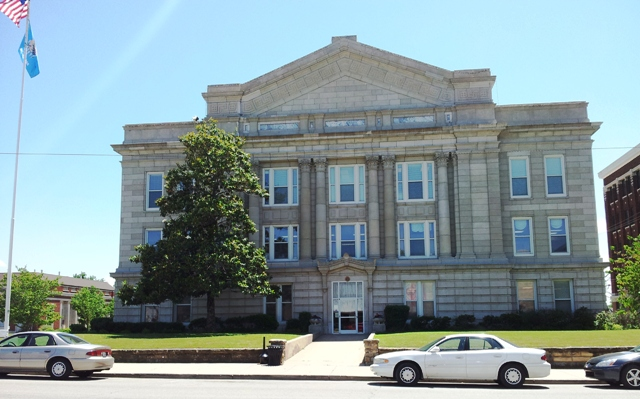Creek County District Court, Sapulpa